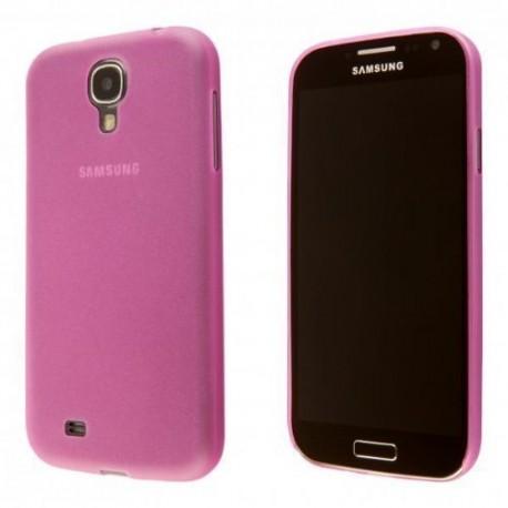 Ultratenký kryt pro Samsung Galaxy S4 mini růžový