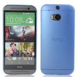 Kryt pro HTC One M8 modrý
