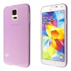 Kryt pro Samsung Galaxy S5 fialový
