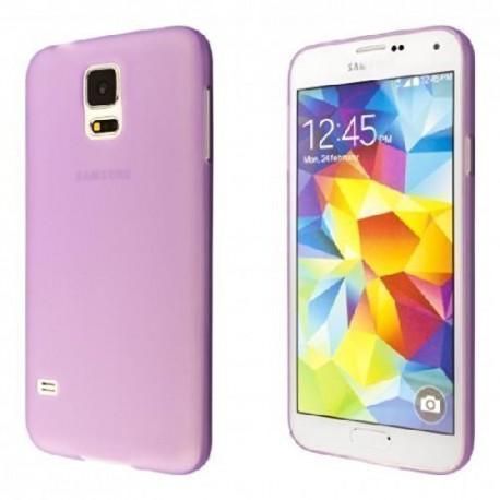 Ultratenký kryt pro Samsung Galaxy S5 fialový