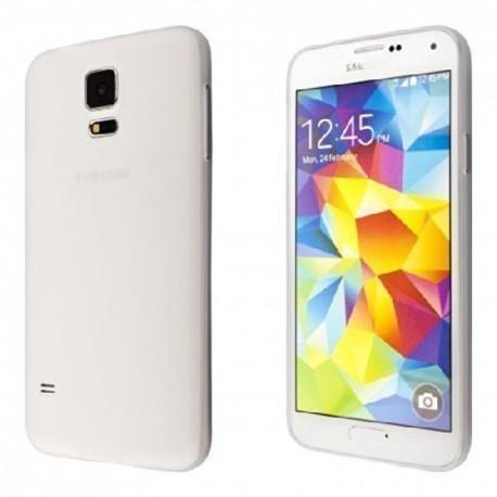 Ultratenký kryt pro Samsung Galaxy S5 bílý