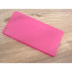 Ultratenký kryt pro Huawei P8 růžový