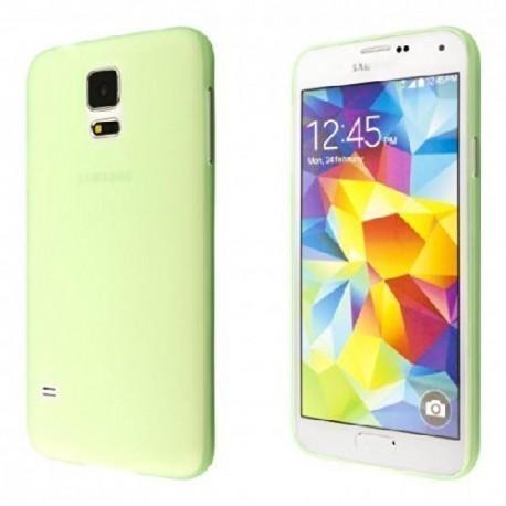 Ultratenký kryt pro Samsung Galaxy S5 mini zelený
