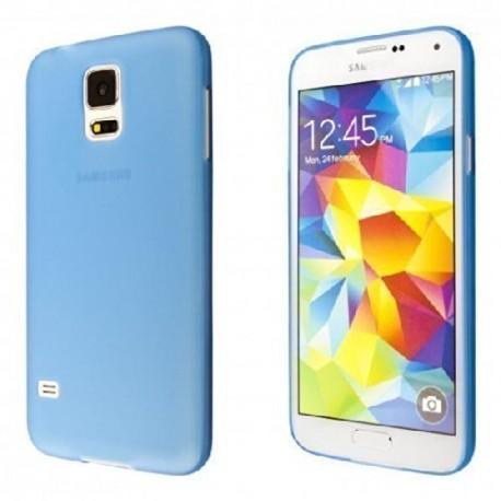 Ultratenký kryt pro Samsung Galaxy S5 mini modrý