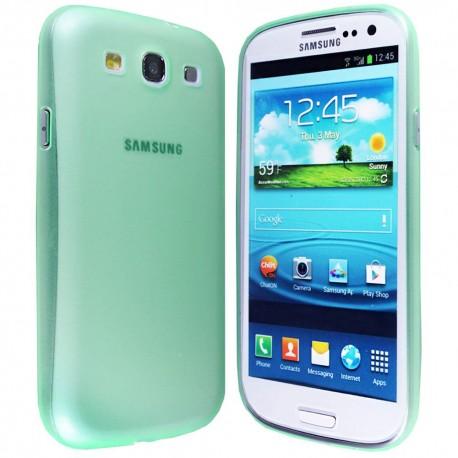 Ultratenký kryt pro Samsung Galaxy S3 zelený