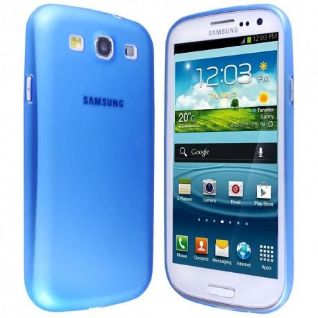 Ultratenký kryt pro Samsung Galaxy S3 modrý