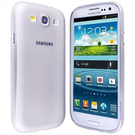 Ultratenký kryt pro Samsung Galaxy S3 bílý