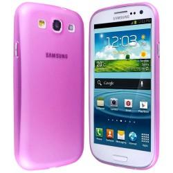 Kryt pro Samsung Galaxy S3 růžový
