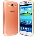 Kryt pro Samsung Galaxy S3 oranžový