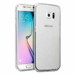 Silikonový kryt pro Samsung Galaxy S6 Edge Plus - průhledný