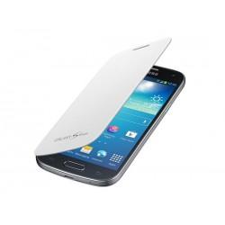 Flipové pouzdro Samsung Galaxy S4 mini - bílé
