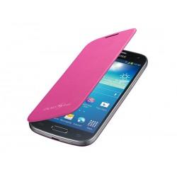 Flipové pouzdro Samsung Galaxy S4 mini - růžové