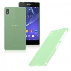Ultratenký kryt pro Sony Xperia Z2 zelený