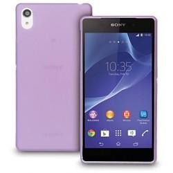 Kryt pro Sony Xperia Z3 fialový