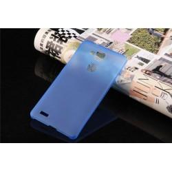 Ultratenký kryt pro Huawei Mate7 modrý