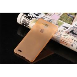Ultratenký kryt pro Huawei Mate7 oranžový