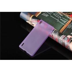 Kryt pro Huawei P7 fialový