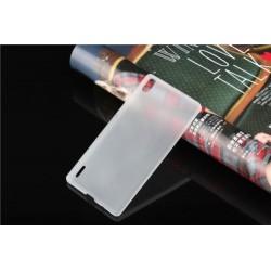 Ultratenký kryt pro Huawei P7 bílý