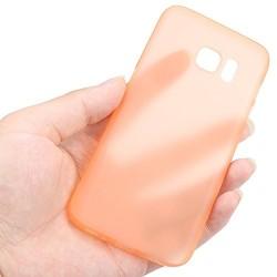 Kryt pro Samsung Galaxy S7 oranžový