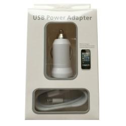 2v1 nabíjecí sada Apple - originální MFi kabel + USB nabíječka