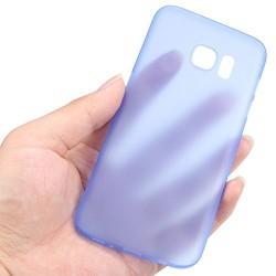 Kryt pro Samsung Galaxy S7 Edge modrý