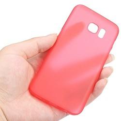 Kryt pro Samsung Galaxy S7 Edge červený