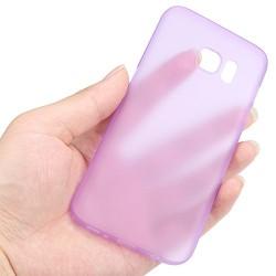 Kryt pro Samsung Galaxy S7 Edge fialový