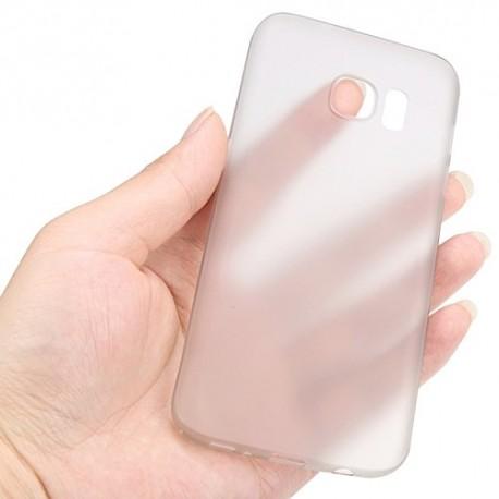 Ultratenký kryt pro Samsung Galaxy S7 Edge šedý