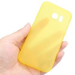 Kryt pro Samsung Galaxy S7 Edge žlutý