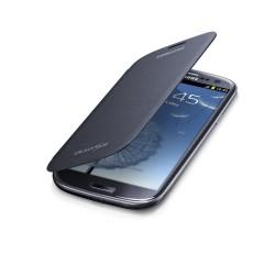 Flipové pouzdro Samsung Galaxy S3 - černé