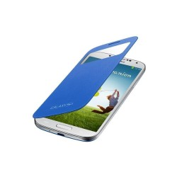 Flipové pouzdro S-view Samsung Galaxy S4 - modré