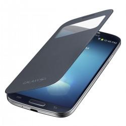 Flipové pouzdro S-view Samsung Galaxy S4 - černé