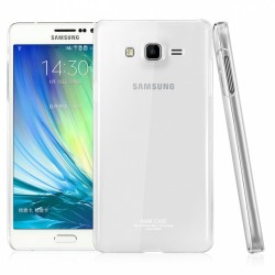 Silikonový kryt pro Samsung Galaxy J3 - průhledný
