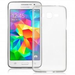 Silikonový kryt pro Samsung Galaxy Grand Prime - průhledný