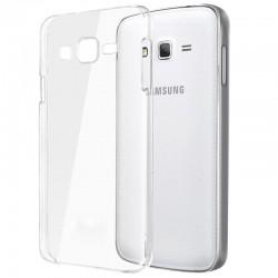 Silikonový kryt pro Samsung Galaxy Core Prime - průhledný