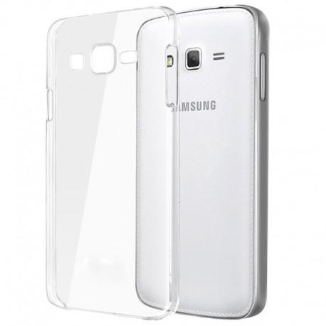 Ultratenký silikonový kryt pro Samsung Galaxy Core Prime - průhledný