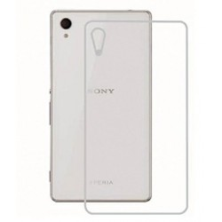 Ultratenký silikonový kryt pro Sony Xperia M4 Aqua - průhledný