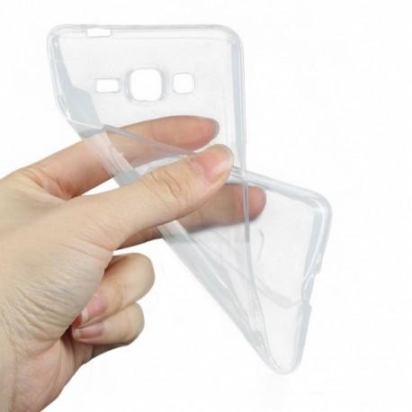 Ultratenký silikonový kryt pro Samsung Galaxy J5 - průhledný