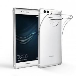 Silikonový kryt pro Huawei P9 - průhledný