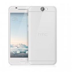 Silikonový kryt pro HTC One A9 - průhledný
