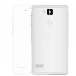 Silikonový kryt pro Huawei Mate S - průhledný