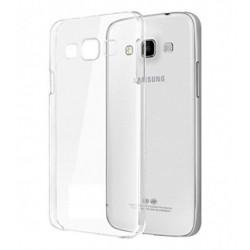 Silikonový kryt pro Samsung Galaxy J1 (2016) průhledný