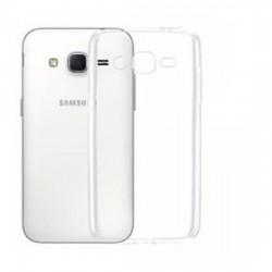 Silikonový kryt pro Samsung Galaxy J2 (2016) průhledný