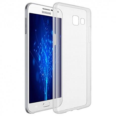 Silikonový kryt pro Samsung Galaxy A3 (2016) průhledný