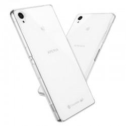 Silikonový kryt pro Sony Xperia X průhledný