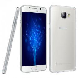 Silikonový kryt pro Samsung Galaxy A7 (2016) průhledný