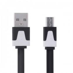 Kabel Micro USB černý 1m