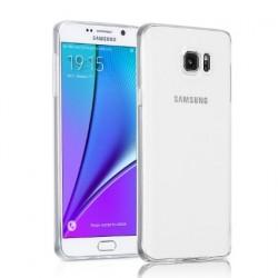 Silikonový kryt pro Samsung Galaxy Note 5 - průhledný