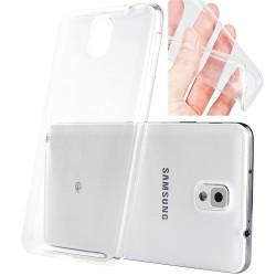 Silikonový kryt pro Samsung Galaxy S4  - průhledný
