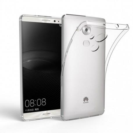 Silikonový kryt pro Huawei Mate 8 - průhledný